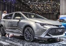 Salone di Ginevra 2019, Caruccio, Toyota: «Oggi mettiamo tecnologia avanzata intorno al design»