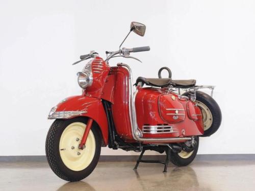 Da Vienna un'asta curiosa di scooter e moto d'epoca (8)