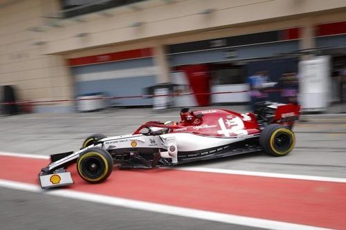 Mick Schumacher, test con Alfa Romeo dopo la Ferrari (7)