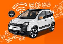 Fiat Panda in offerta a 7800 euro