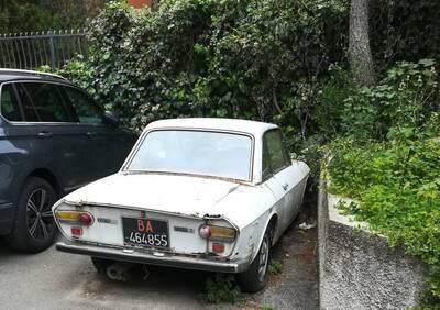 Fulvia Coupè d'epoca del 1976 a Bari