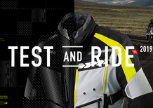 Test and Ride 2019: diventa tester SPIDI per un anno
