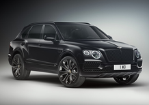 Bentley Bentayga, arrivano le V8 Design Series