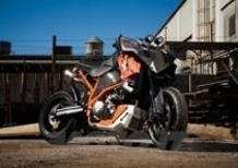 KTM Super Duke R SuperSpinnie