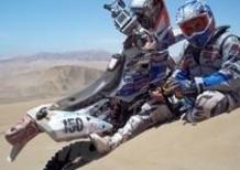 La KTM XC 150 ha corso la Dakar con Belaustegui