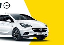 Offerta Opel Corsa MY2019: sconti e finanziamento