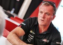 WRC 2019. Corsica. Tommi Makinen, il Filosofo-Pilota-Manager di Toyota