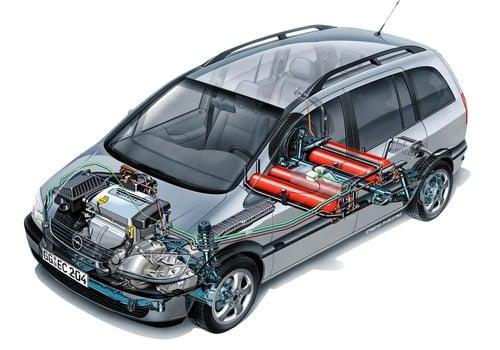 Opel Zafira: il mitico monovolume compie 20 anni (2)
