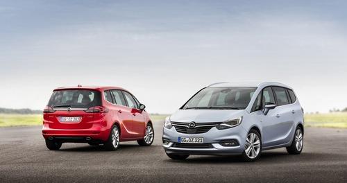 Opel Zafira: il mitico monovolume compie 20 anni (9)