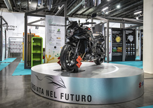 Suzuki Katana alla Design Week