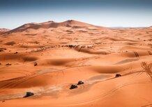 Afriquia Merzouga Rally. Conferma Van Beveren, Yamaha, e exploit Al-Attiyah… Can-Am