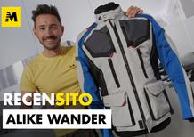 Alike Wander. Recensito giacca touring WP