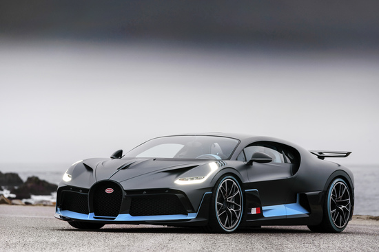 La Bugatti Divo