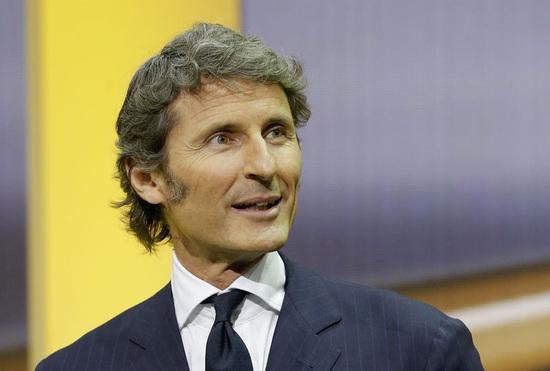 Stephan Winkelmann, CEO di Bugatti
