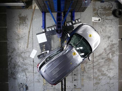 Euro NCAP: 5 stelle a Citroen C5 Aircross e nuova Range Rover Evoque (2)