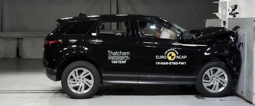 Euro NCAP: 5 stelle a Citroen C5 Aircross e nuova Range Rover Evoque (6)