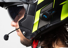 Casco modulare Befast Connect con interfono Bluetooth integrato