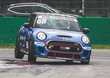 Diego Di Fabio, a 16 anni nel Mini Challenge: il racconto di Monza