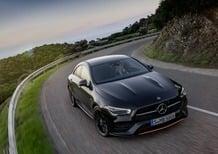 Mercedes CLA, i prezzi: si parte da 33.610 euro
