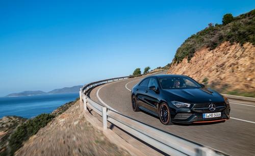 Mercedes CLA, i prezzi: si parte da 33.610 euro  (9)