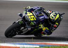 MotoGP 2019. Rossi: Non parti da casa pensando che Marquez sia imbattibile