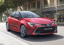 Promozione Toyota, Nuova Corolla ibrida: in offerta da 22.950 euro