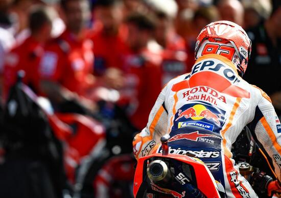 MotoGP 2019. FP1 Marquez debutta in testa ad Austin