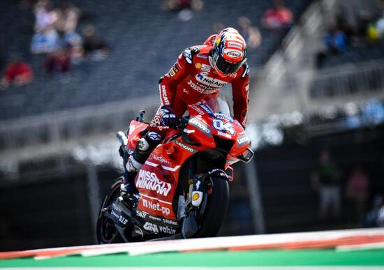 MotoGP 2019. Dovizioso: Continuo a credere nel podio