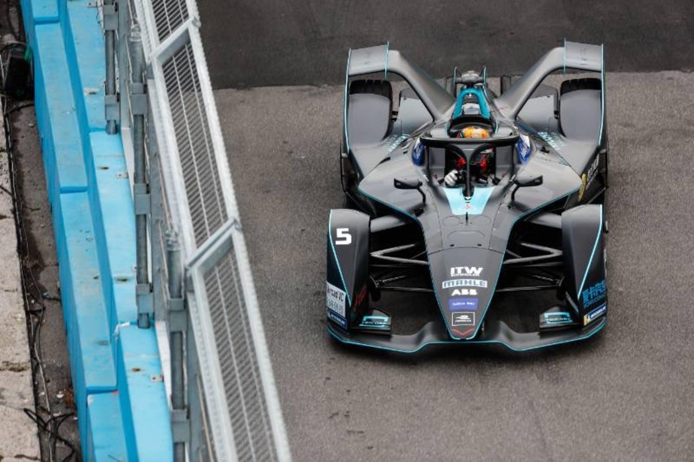 Formula E, E-Prix di Roma: vince Evans