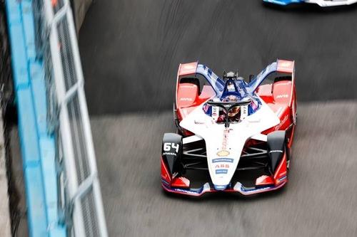 Formula E, E-Prix di Roma: vince Evans (4)