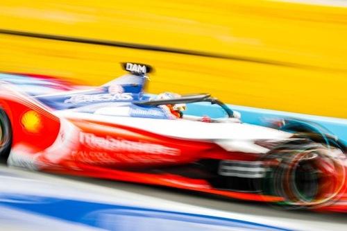 Formula E, E-Prix di Roma: vince Evans (8)