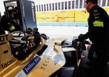 Formula E, E-Prix di Roma: pole per Lotterer