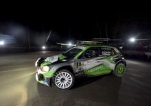 CIR 2019. Rallye Sanremo. The Incredible Breen (Skoda)