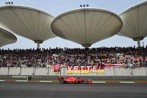 F1, GP Cina 2019, Hamilton: «Doppietta speciale» (7)