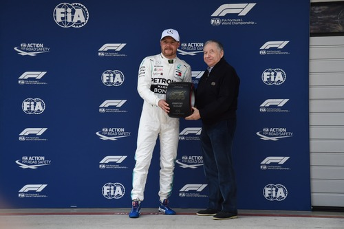 F1, GP Cina 2019: Mercedes in fuga (4)
