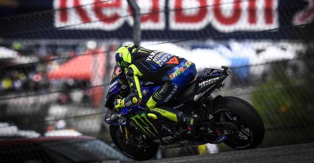 MotoGP 2019. Rossi: Rins è stato più bravo di me