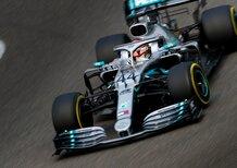 F1, GP Cina 2019: Mercedes in fuga