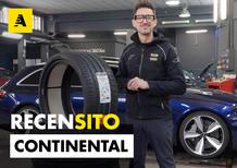 Continental SportContact 6. Recensito pneumatico estivo [Video]