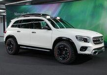 Mercedes GLB Concept, ecco il nuovo SUV compatto [Video]