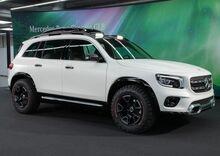 Mercedes GLB, il nuovo SUV è in Italia?