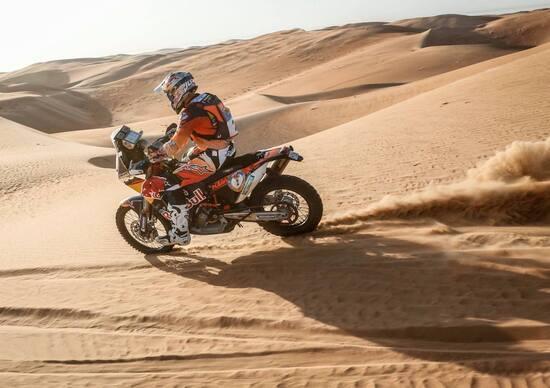 Cross-Country Rally 2016. Price (KTM) e Al Attiyah (Toyota) vincono Abu Dhabi