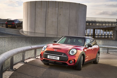 Mini Clubman restyling, debutto a Shanghai  (3)