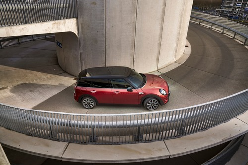 Mini Clubman restyling, debutto a Shanghai  (7)