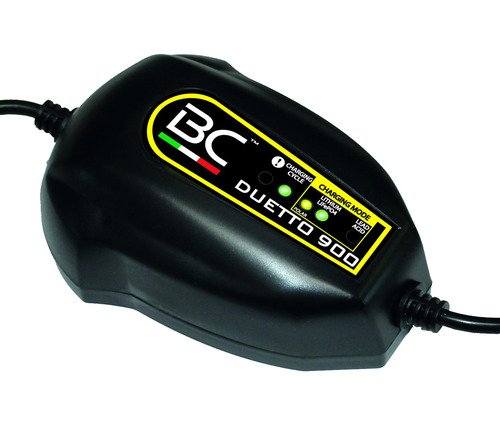 Battery Controller: BC Duetto 900 (2)
