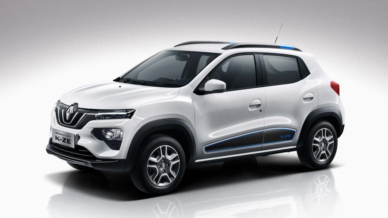 Renault City KZ-E, il piccolo SUV elettrico