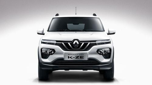 Renault City KZ-E, il piccolo SUV elettrico (4)