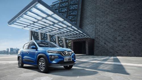 Renault City KZ-E, il piccolo SUV elettrico (9)
