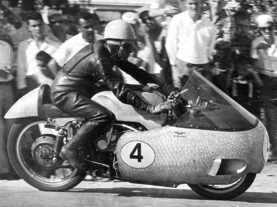 Ken Kavanagh sulla prima versione della moto che non ha mai amato
