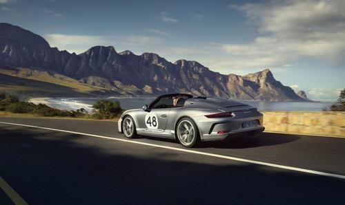 La nuova Porsche 911 Speedster: vecchio modello a chi? [video] (3)