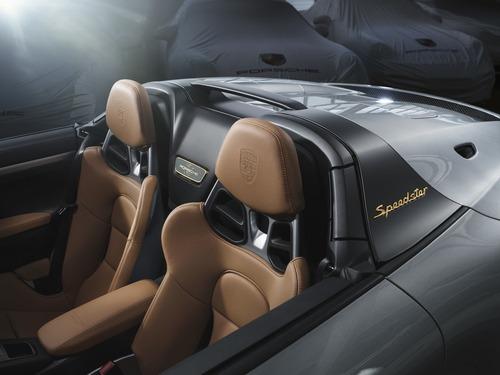 La nuova Porsche 911 Speedster: vecchio modello a chi? [video] (5)